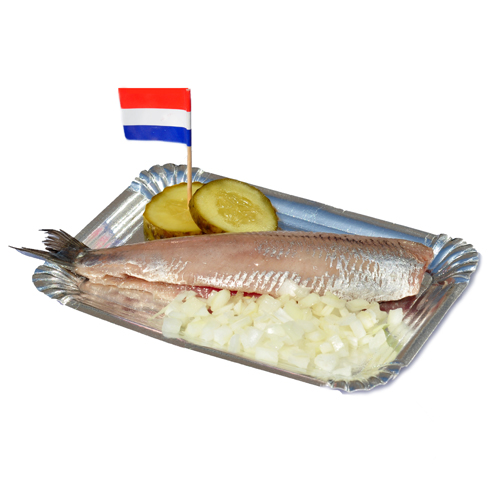 Haring a famours Dutch raw fish. Eat what as the Dutch locals eat. Your Host & Guide . www.yourhostandguide.com
