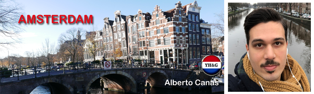 Alberto Canas a recommended Guide by Your Host & Guide. www.yourshostandguide.nl