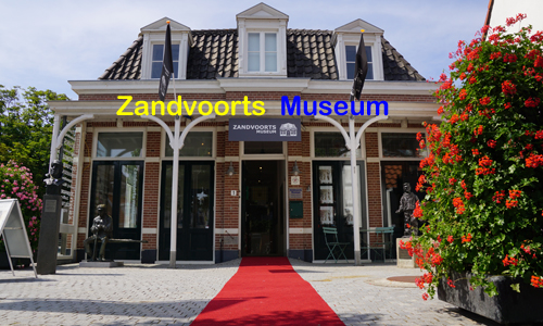 Zandvoorts Museum - Your Host & Guide www.yourhostandguide.nl