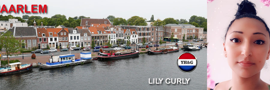 Lily Curly Tour Guide Haarlem